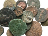Ancient Coins - [Miscellaneous]. Mixed lot of seventeen Classical Æ.