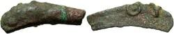 Ancient Coins - Thrace, Olbia. 5th century B.C. Cast Æ 24 mm. VF.