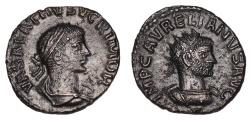 Ancient Coins - Vabalathus Ae. antoninianus