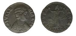 Ancient Coins - Galeria Valeria Ae. follis (AD 305-311)