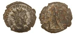 Ancient Coins - Victorinus, Mint II, Issue III, Antoninianus