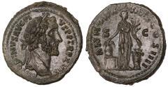 Ancient Coins - Antoninus Pius Ae. as