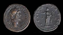 Ancient Coins - Antoninus Pius Ae As