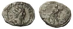 Ancient Coins - Victorinus Ae. antoninianus – very rare