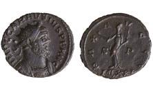 Ancient Coins - Carausius Ae antoninianus