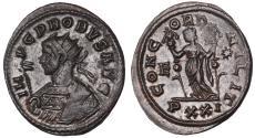 Ancient Coins - Probus billon antoninianus (AD 281)