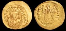 Ancient Coins - Phocas Au. solidus (AD 602-610) – consular issue, very rare