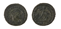 Ancient Coins - Constantine II Ae. 3 (AD 337-361)