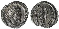 Ancient Coins - Victorinus Ae. antoninianus (268 - 270 AD) - rare