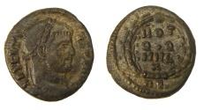 Ancient Coins - Maxentius Ae. quarter-follis