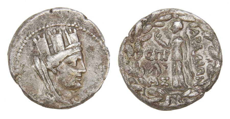 Ancient Coins - Arados, Phoenicia Ar. tetradrachm