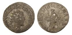 Ancient Coins - Volusian Ar. antoninianus