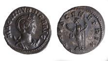 Ancient Coins - Magna Urbica Ae antoninianus