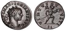 Florianus Ae. antoninianus (AD 276)