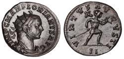 Ancient Coins - Florianus Ae. antoninianus (AD 276)