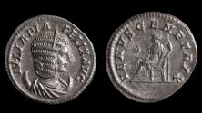 Ancient Coins - Julia Domna Ar. antoninianus