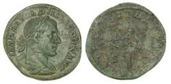 Ancient Coins - Philip I Ae. sestertius