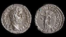 Ancient Coins - Commodus Ar. denarius (AD 192)
