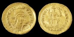 Ancient Coins - Arcadius Au. solidus