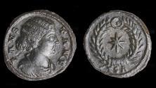 Ancient Coins - Fausta Ae follis