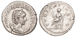Ancient Coins - Otacilia Severa Ar. antoninianus - rare