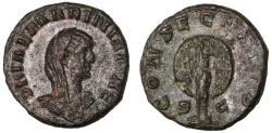 Ancient Coins - Mariniana Ae. as – very rare