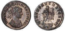 Ancient Coins - Maximianus Ae. antoninianus - scarce
