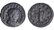 Ancient Coins - Florianus Ae antoninianus (AD 276)