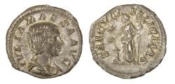 Ancient Coins - Julia Maesa Ar. denarius