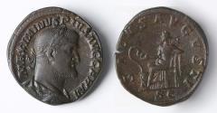 Ancient Coins - Maximinus I Ae sestertius