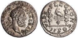 Ancient Coins - Clodius Albinus Ar. denarius (195 -197 AD)