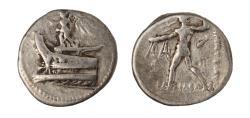 Ancient Coins - Demetrius Poliorcetes Tetradrachm