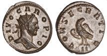 Carus Ae. antoninianus (posthumous)