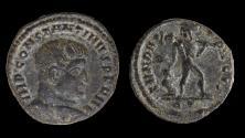 Ancient Coins - Constantine I Ae Half-Nummus (AD 313)