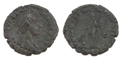 Ancient Coins - Commodus Ae. as (AD 181-182)