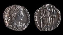 Ancient Coins - Magnus Maximus Ar. siliqua