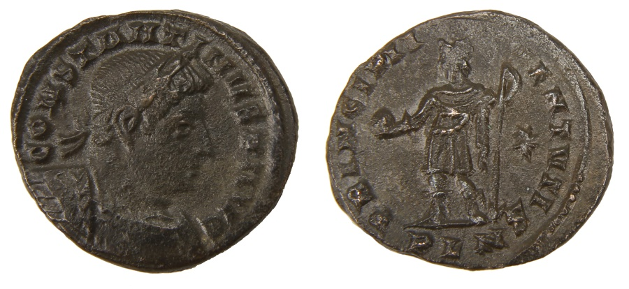 Ancient Coins - Constantine I Ae. follis