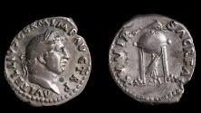 Ancient Coins - Vitellius Ar. denarius