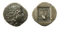 Ancient Coins - Lycian League, Masikytes Ar. hemidrachm