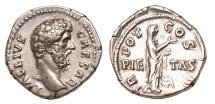 Aelius Ar. denarius