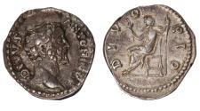 Ancient Coins - Antoninus Pius Ar denarius
