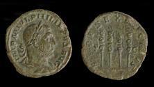 Ancient Coins - Philip I Ae sestertius