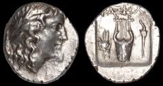 Ancient Coins - Lycian League Ar. hemidrachm