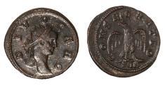 Ancient Coins - Carus Ae antoninianus (AD 283)