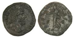 Ancient Coins - Lucius Verus Ae. sestertius