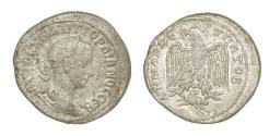 Ancient Coins - Gordian III Ar. tetradrachm (AD 238-244)