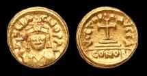 Heraclius Au. solidus – rare