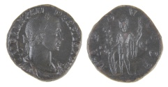 Ancient Coins - Severus Alexander Ae. sestertius (AD 222-235)