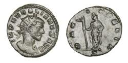 Ancient Coins - Aurelian Ae. antoninianus - rare