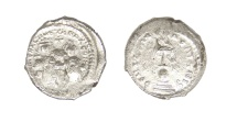 Ancient Coins - Heraclius - Silver Hexagram
